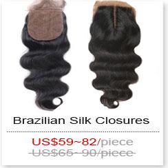 Silk Closures
