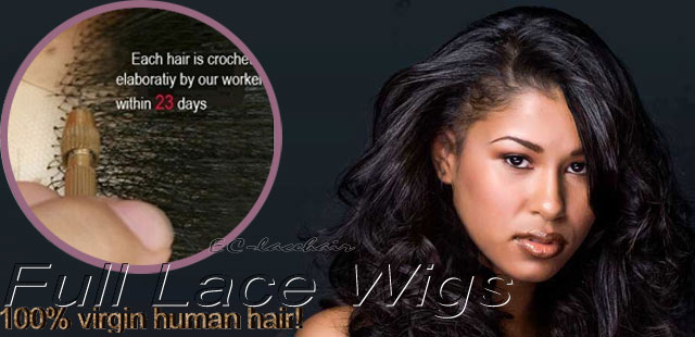 How to Attach Full Lace and Lace Front Wig Without Glue or Adhesive