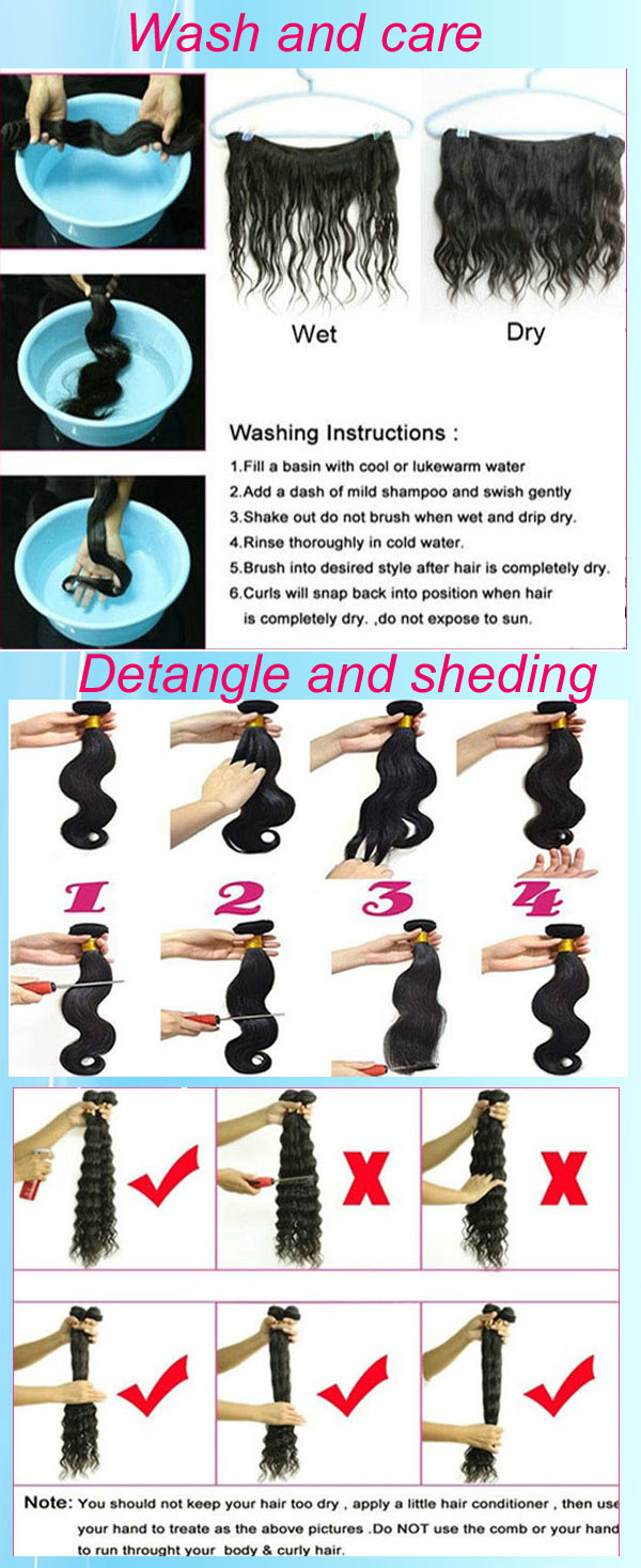 hair care for hair weave