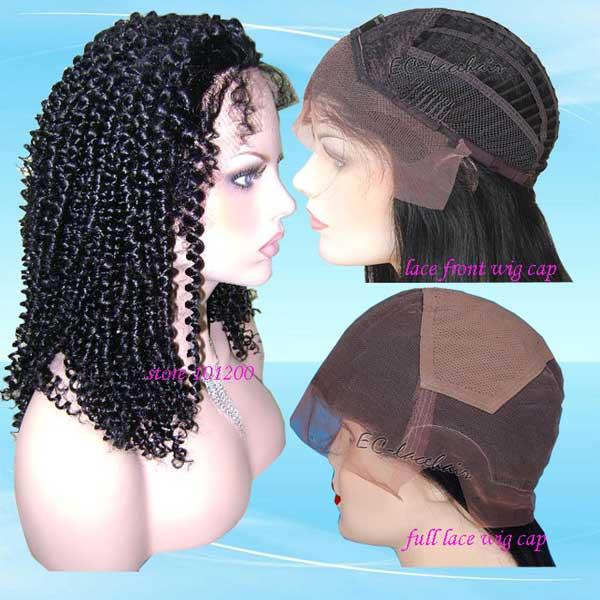 Lace wig caps