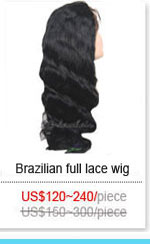 Brailian full lace Wigs