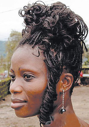 hair tangle
