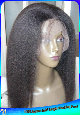 Wholesale Indian Virgin Kinky Straight Lace Front Wigs Human Hair Factory Price Supplier