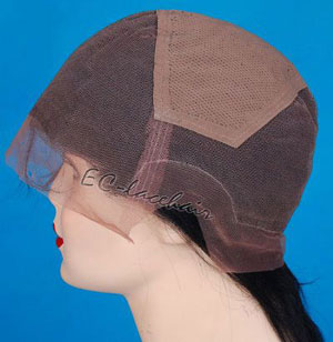 full lace cap wig