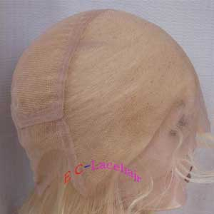 Cap-13 Full Lace Wig without Stretch
