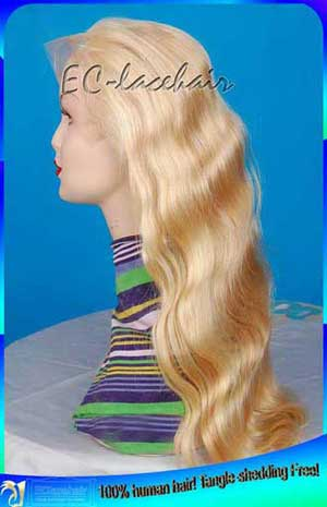 Chinese hair full lace wig