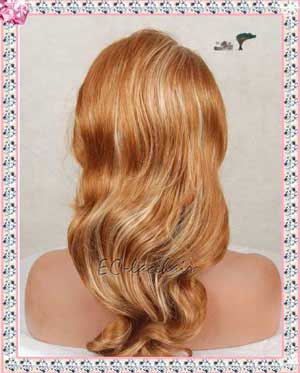 ---- Highlight Synthetic Hair Wigs Wholesale Price
