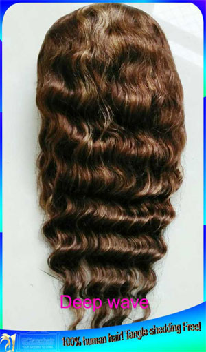 Indian Human Hair Lace Front Wig Wholesale Maker