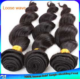 human hair weave wefts
