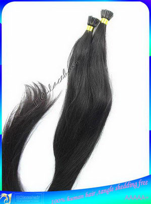 Wholesale Price Brazilian Virgin Pre-bonded Human hair Extensions Supplier