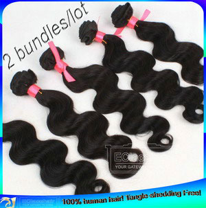 Good Quality Brazilian Human Hair Body Wave Weaving Hair Wefts