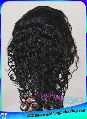 Wholesale Virgin Indian Remy Human Hair Lace Front Wigs Seller