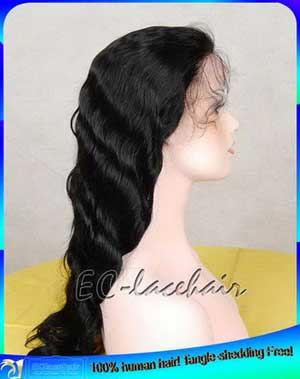 Indian Human Hair Lace Front Wig Seller