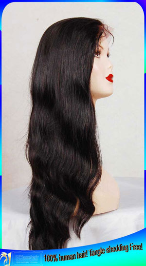 Virgin Natural Straight Human Hair Lace Front Wigs Wholesale Distributor Price