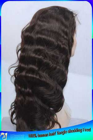 Brazilian Human Hair Full Lace Wig