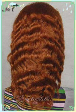 Indian Remy Color 30 Human Hair Full Lace Wigs Distributor Price