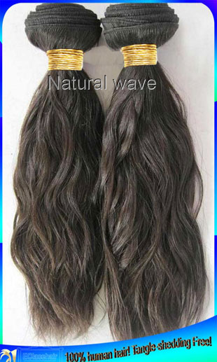 Cheap Natural Wave Indian Human Hair Weave Weft Factory Price
