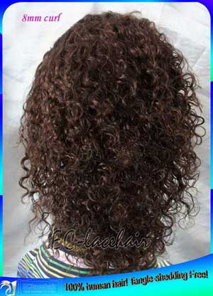 Indian Virgin Remy Full Lace Wigs Human Hair Wholesale
